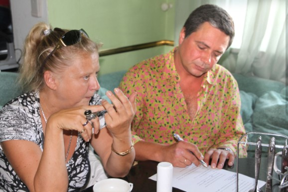 владимир виноградов знакомство с женой