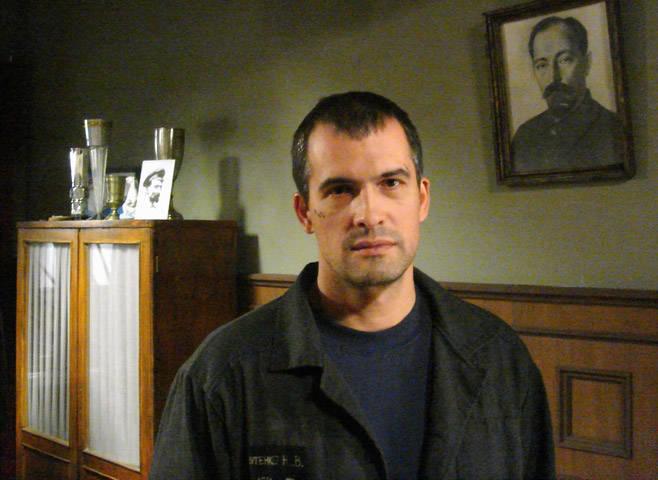Вячеслав Разбегаев актер
