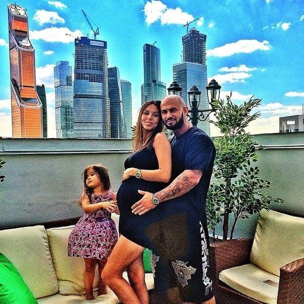 Фото жены джигана с детьми 40