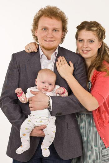 сергей сафронов фото с женой