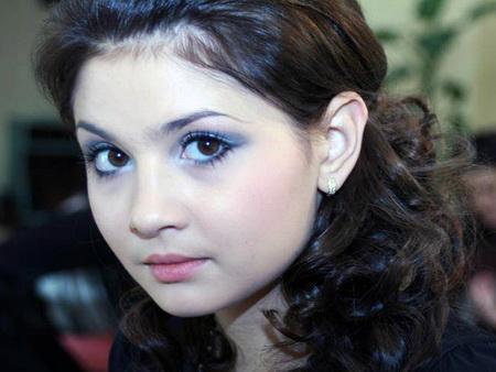 Узбекская актриса и режиссер видео