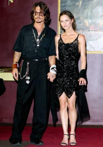 Жена Джонни Деппа, фото! - Мужья и жены звезд джонни депп и его жена