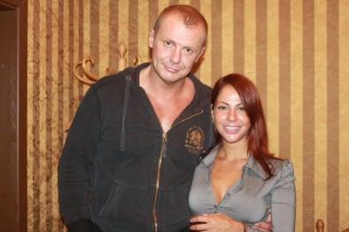 Елена беркова и муж иван