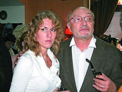 михаил казаков фото с женой