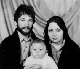 Игорь Тальков, жена
