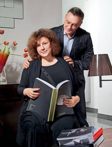 Александр Половцев, жена