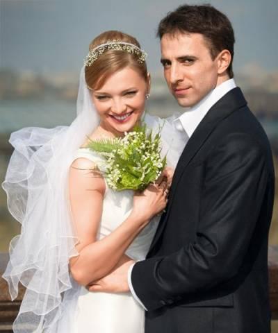 Илья Любимов, жена