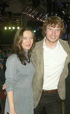 Антон Пампушный, жена