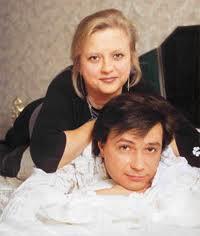 Владимир Асимов, жена