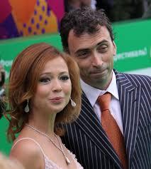 Елена Захарова, муж