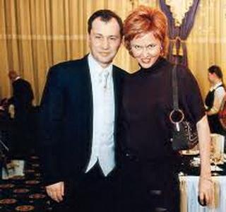 Ольга Кокорекина, муж