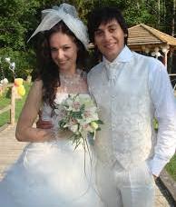 Ирина Медведева, муж