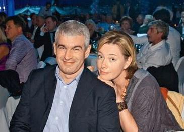 Арина Шарапова, муж