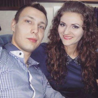 Ольга Наумова, муж