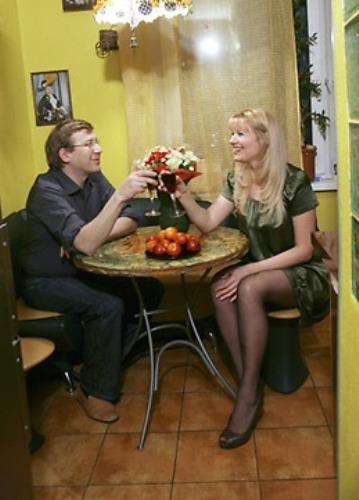 Анна Ардова, муж