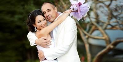Дмитрий Соколов, жена