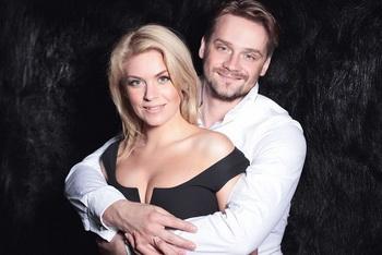 Анна Данькова, муж
