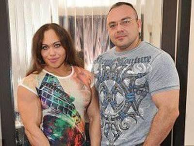 Наталия Трухина, муж