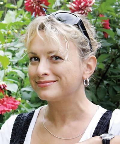 Елена Орлова, муж