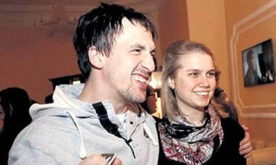 Дарья Мельникова, муж