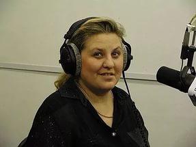Катя Огонек, муж