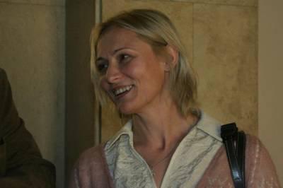 Елена Шевченко, муж