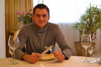 Леонид Руденко, жена