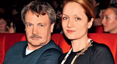 Виктория Исакова, муж