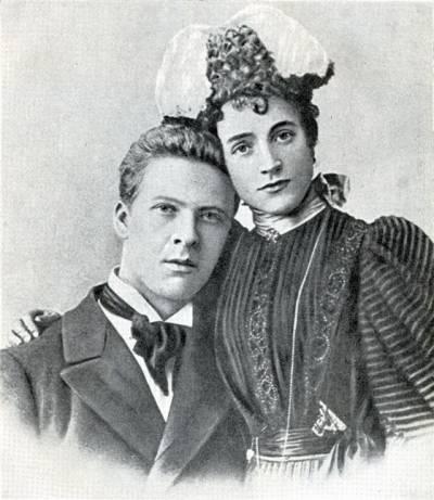 Федор Шаляпин, жена