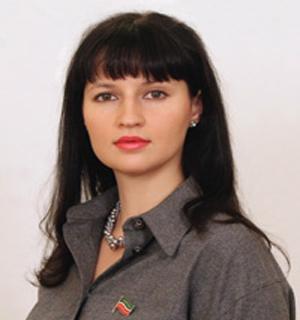 Анастасия Колесова, муж
