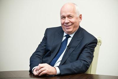 Сергей Чемезов, жена