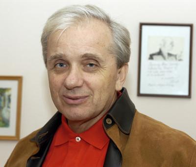 Евгений Стеблов, жена