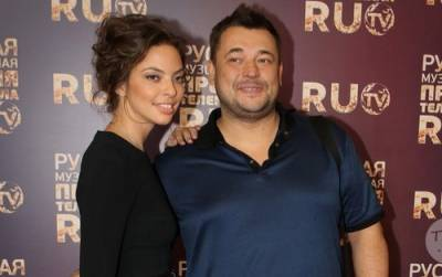Сергей Жуков, жена