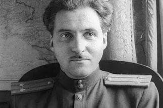 Константин Симонов, жена