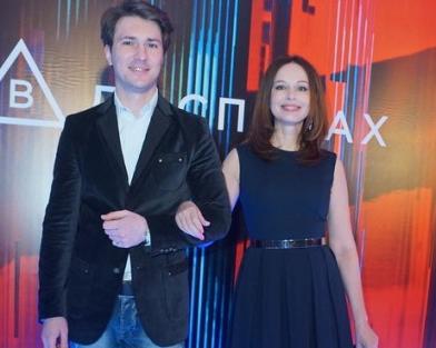 Бывшую жену Сергея Безрукова заметили с молодым актером