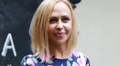 Анжелика Волчкова, муж