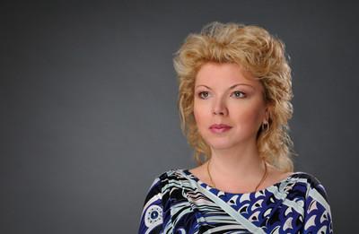 Елена Ямпольская, муж