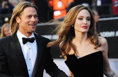 Анджелина Джоли решила помириться с Брэдом Питтом