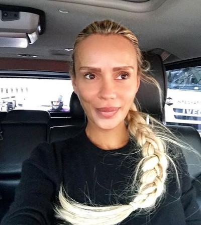 Кристина Сысоева, муж