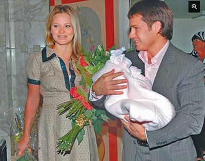 Дана Борисова и её дочь