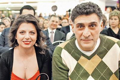 Новая Жена Тиграна Кеосаяна - Маргарита Симоньян