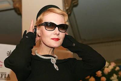 Рената Литвинова, муж