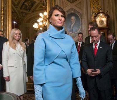 Жена Дональда Трампа - Малания Трамп, фото в молодости