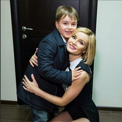 Полина Гагарина, муж
