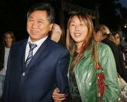 Анита Цой, муж