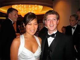 Марк Цукерберг, жена