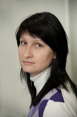 Сергей Пускепалис, жена