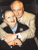 Марк Захаров, жена