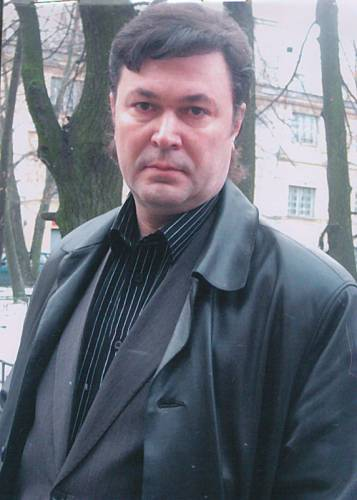 Анна Самохина, муж