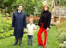 Николя Саркози, жена